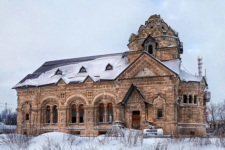 Храм Дмитрия Солунского (Нечаевский)