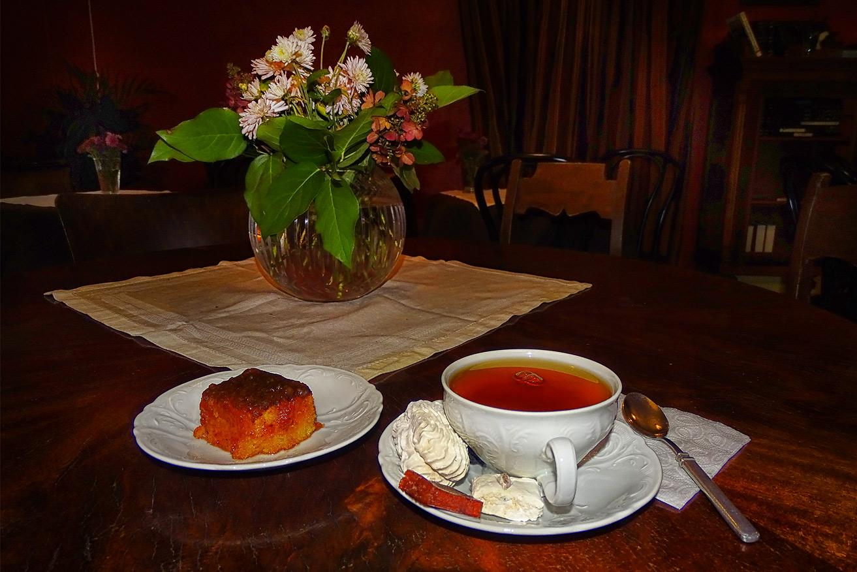 Коломенский чай по Достоевскому
