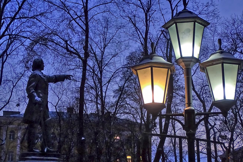 Первый памятник Воронежа