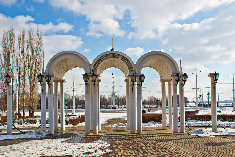 Воронеж и Костомарово