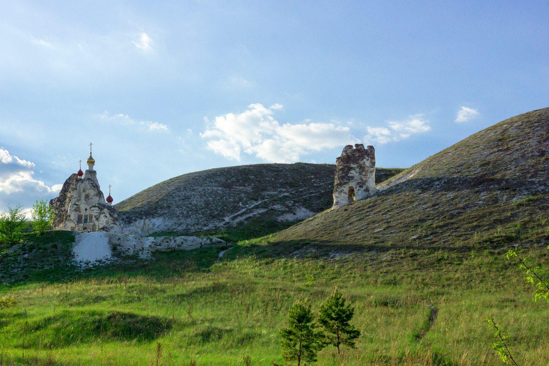 Поездка в Костомаровский пещерный монастырь
