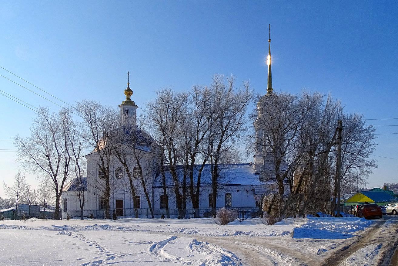Храм Николая Чудотворца в Землянске