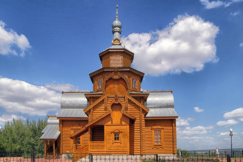 Белгородские Кижи