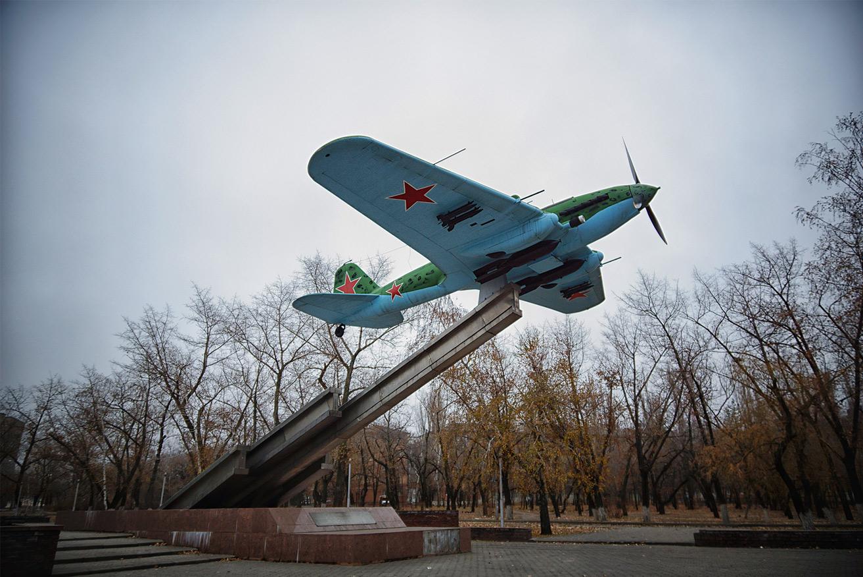 ИЛ-2 в Воронеже