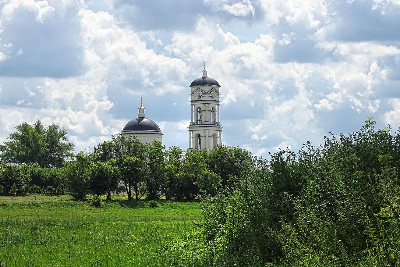 Михайло-Архангельский храм – 1812 год