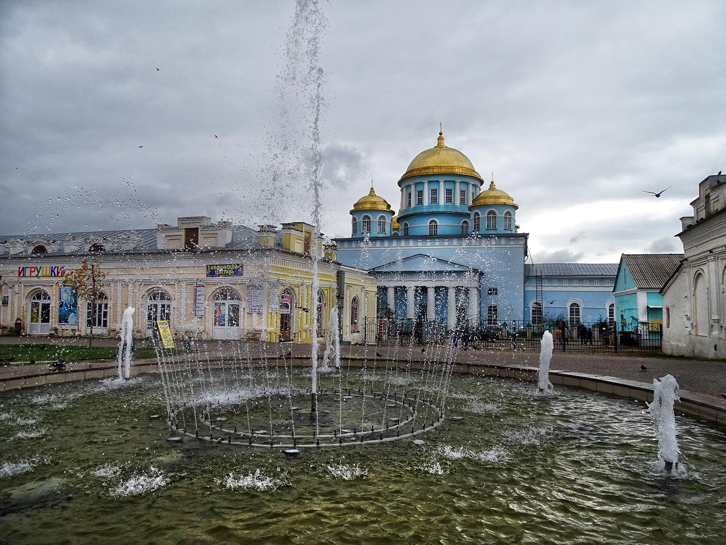 Лебедянь - Сезёново