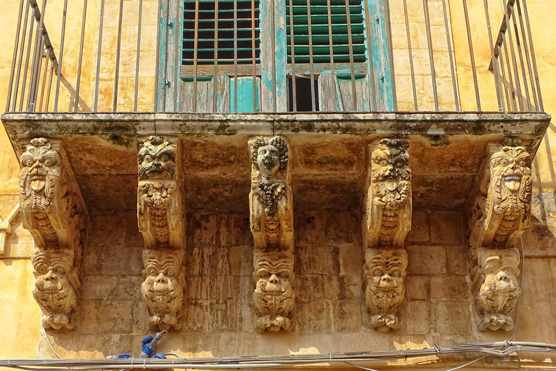 Ното - город золотого барокко