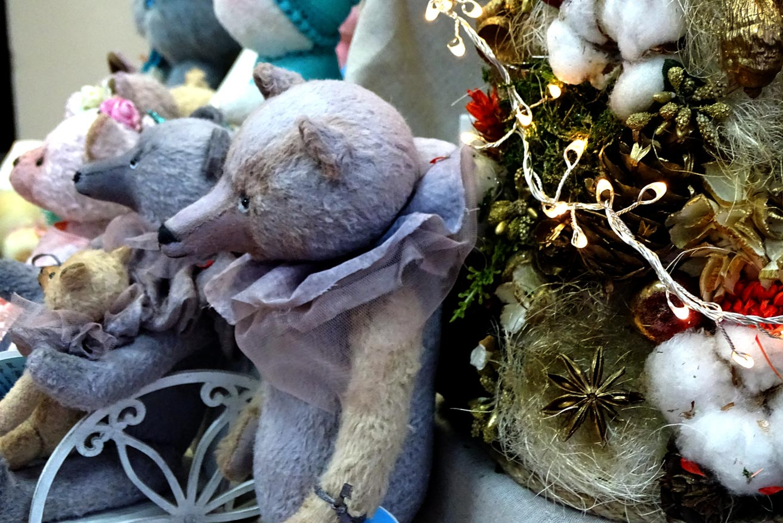 Авторские куклы в Воронеже
