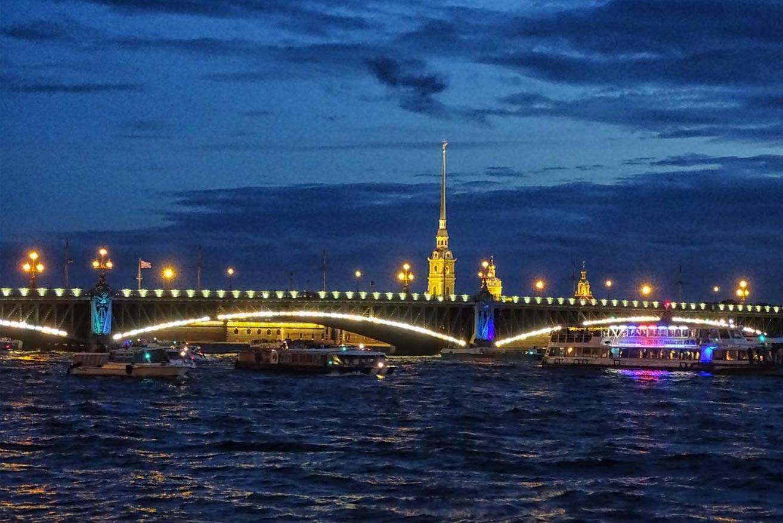 Санкт-Петербург и Великий Новгород